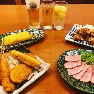 【心斎橋駅2分】うどんを名物に、こだわりの和食を堪能