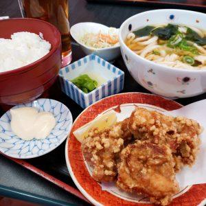 心斎橋で人気の和食料理店[にし家]のランチ